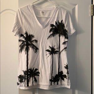 Ana shirt sleeve tee shirt